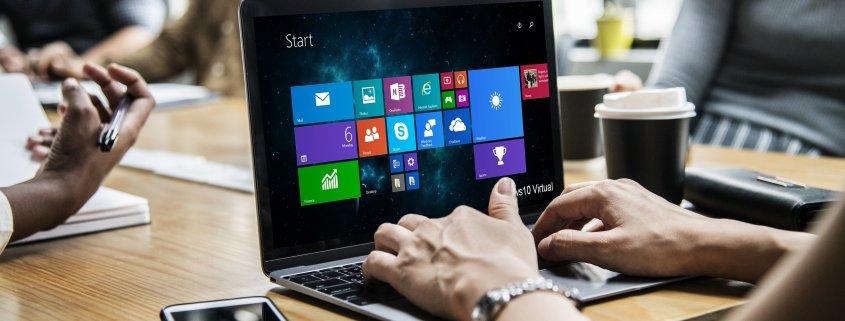 Microsoft virtuelles Windows