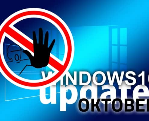 Windows 10 Update Okober Stop